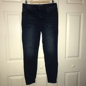 5a08bd03d Maurices Jeans - Maurices Everflex High-Rise Stretch Skinny Jeans